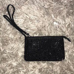 Claire's Mini Zip Clutch